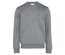 Sweatshirt mit Logo dunkelgrau