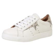 Sneaker 'equel' perlweiß