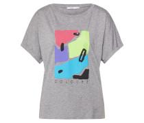 Shirt mischfarben / grau