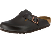 Clogs 'Boston' dunkelbraun