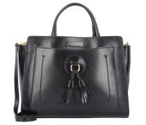 Handtasche 'Santacroce II' schwarz