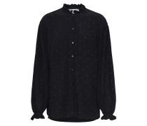 Bluse 'Leana Shirt' schwarz