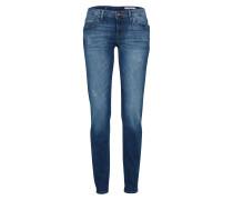 Slimfit Jeans dunkelblau