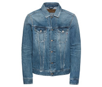 Jeansjacke 'Jacke' blue denim