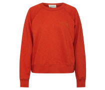 Sweatshirt 'jerri' hellrot