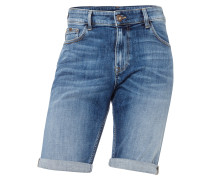 Hosen kurz ' Leom ' blau