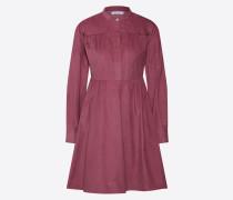 Kleid 'cord' rosa