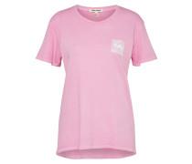 T-Shirt 'beach Daze' pink