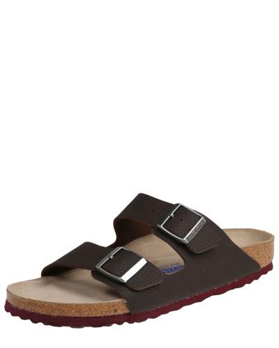 Sandale 'Arizona' dunkelbraun