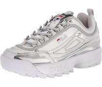 Sneaker 'Disruptor' silber