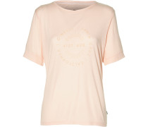 T-Shirt 'LW Essentials Logo T-Shirt' rosa