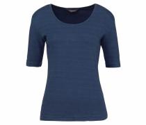 T-Shirt indigo / blue denim