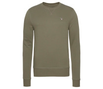 Sweatshirt 'Original C-Neck' khaki