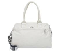Handtasche 'Basic Plus LM Sunbeam' weiß
