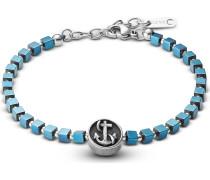 Armband himmelblau / silber