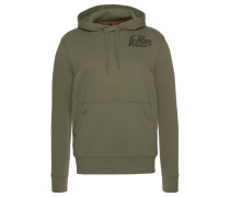 Sweatshirt 'Graphic 10 Core' oliv