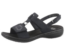 Sandale nachtblau