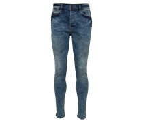 Jeans 'avi Carrot 244 MED Blue Exp'