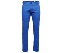 Chino Regular Fit blau