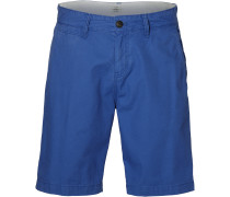 Chino Shorts royalblau