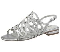 Sandalette 'Ayn' silber