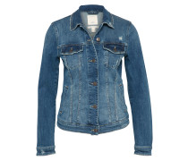 Jeansjacke 'Waisted Denim J' blue denim