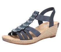 Sandalette marine