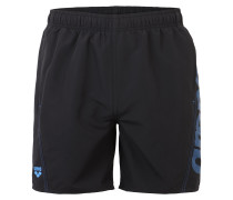 Badeshorts 'Fundamental' schwarz