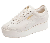 Sneaker 'Roma Amor Suede' offwhite