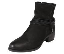 Stiefel 'Olga Ankle' schwarz