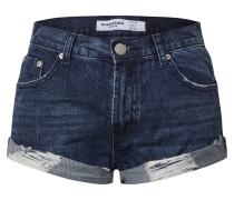 Shorts 'ka2975' blau / blue denim
