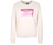 Sweatshirt Metal Crush pink
