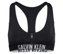 Bikinitop schwarz / weiß