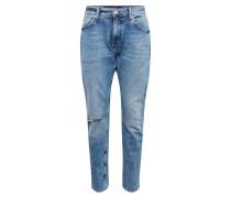 Jeans 'straight Denton STR Blyth Worn'