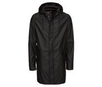 Anorak 'raincoat Blocked' schwarz
