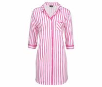 Dreams Nachthemd pink / weiß