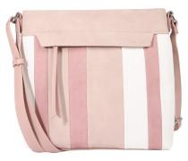 Tasche 'Cintia' rosa / rosé / offwhite