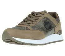 Sneaker 'travis Punk' braun / gold