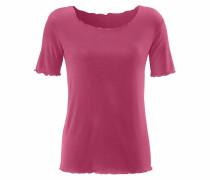 T-Shirt himbeer