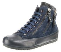 Sneakers 'Lucia Zip' dunkelblau
