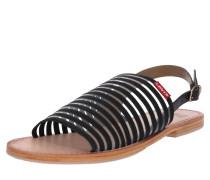 Sandale 'Shastina' schwarz
