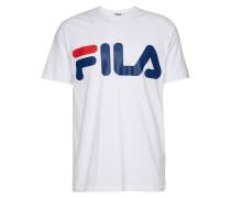 T-Shirt 'Classic Logo Tee' weiß