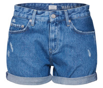 Shorts 'Mable' blue denim