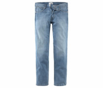 Stretch-Jeans 'Greensboro' blue denim