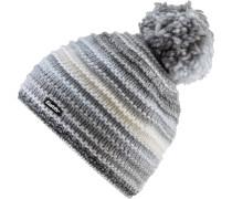 Mütze 'Mikata' graumeliert