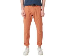 Lässige Chino orange