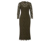 Kleid Lace Evening Dress dunkelgrün