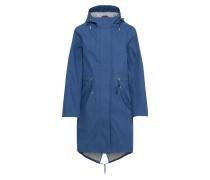 Jacke 'rain Coat' blau