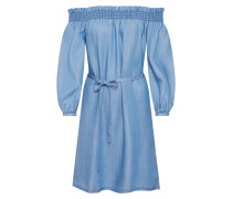 Kleid 'samantha' blue denim