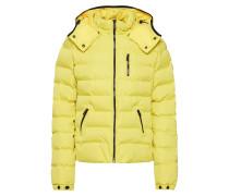 Jacke 'summer Microfibre Jacket' gelb